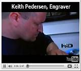 "Click to view YouTube video of Keith Pedersen on ""Discovery HD Theater""."