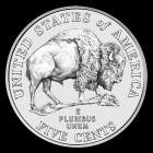 "2005 ""American Bison"" Reverse"