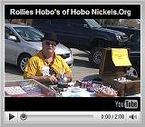 Click to view YouTube video of Rollie at VW show.